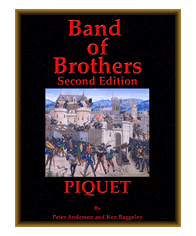 Piquet Band Of Brothers 2nd Edition