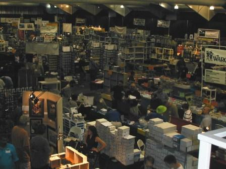 Overview of the dealers area